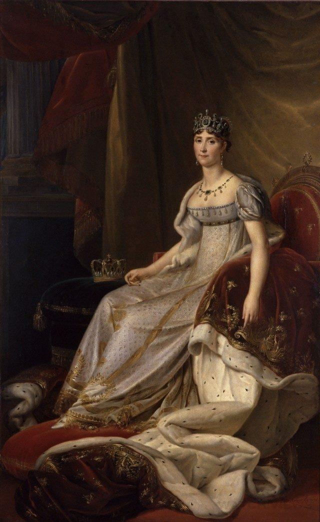 拿破崙.波拿巴特的妻子約瑟芬皇后