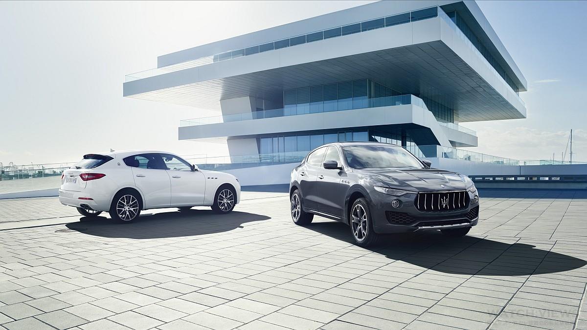 奢華夢想、一蹴可幾:百年頂級義式工藝豪華跑旅入門版Maserati Levante 預接單展開