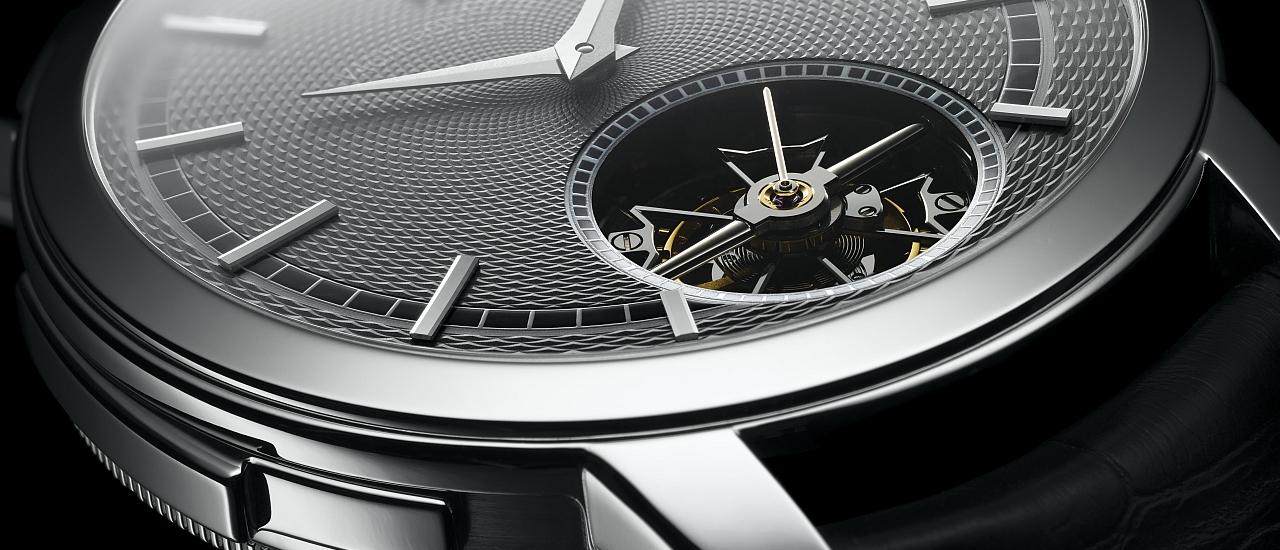 江詩丹頓Traditionnelle陀飛輪三問錶與Patrimony月相和逆跳日曆錶