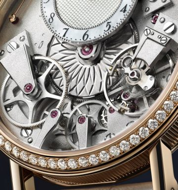 【2017 Pre-BASEL報導】 Breguet Tradition Dame 7038
