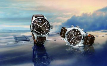 聖艾修伯里的腕上天空視野:IWC Antoine De Saint Exupéry特別版飛行錶