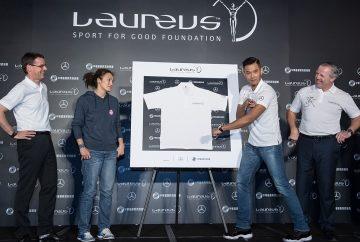 【全球首例】台灣賓士攜手國際勞倫斯Sport for Good 在台導入勞倫斯體育計畫,以運動翻轉少年未來之基地