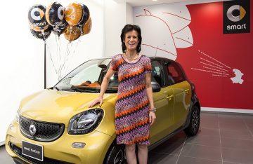 魅力小車smart創下驚人銷售成績,全球品牌總裁旋風訪台 分享獨步品牌經驗