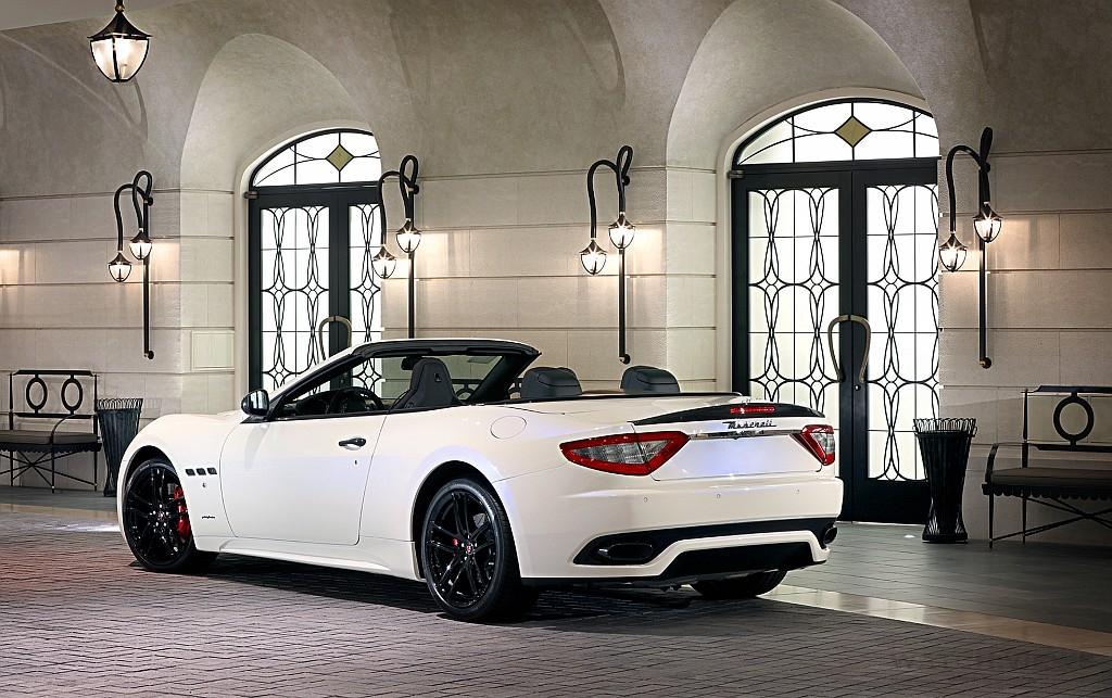 【賽道榮耀 限量典藏】Maserati GranCabrio Sport Sessanta Edition 迷人登場