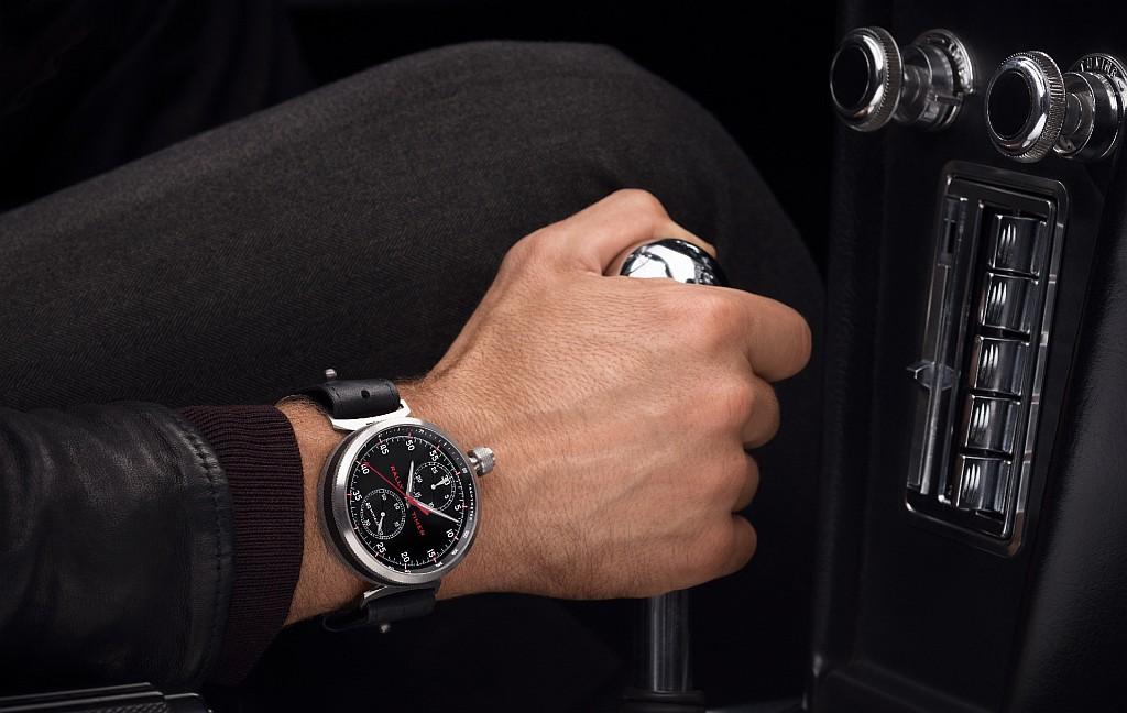 【日內瓦錶展報導】萬寶龍TimeWalker時光行者系列拉力賽計時腕錶限量款