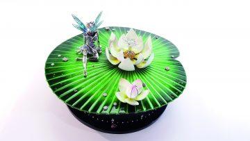 Van Cleef & Arpels 梵克雅寶發表Extraordinary Object 系列首款作品Automate Fée Ondine