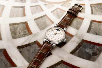 【2017 Pe-SIHH報導】純粹美感之作:IWC DaVinci達文西自動腕錶36與達文西月相自動腕錶36