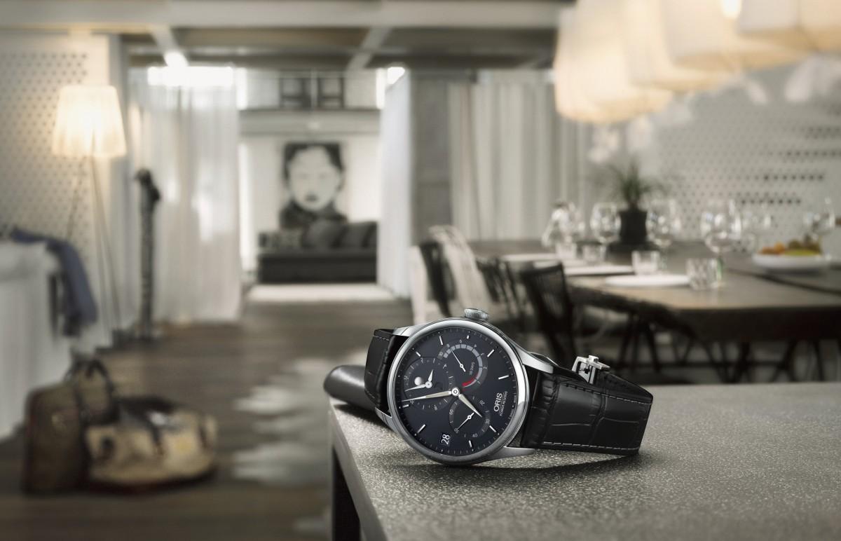 ORIS新年酬賓,凡購買自製機芯系列任一款腕錶,即可獲得品牌獨家旅行袋一只