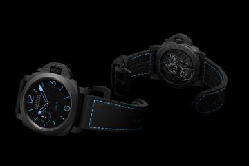 【日內瓦錶展報導】PANERAI LAB-ID Luminor 1950 Carbotech 3 Days –49毫米3日動力儲存碳纖維腕錶