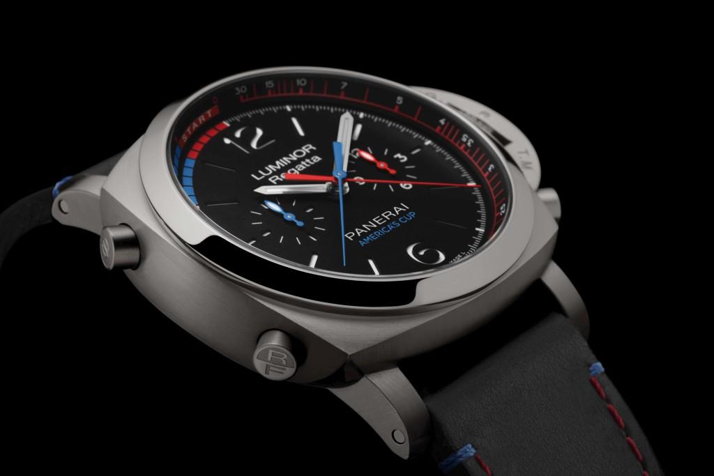 【日內瓦錶展報導】沛納海擔任第35屆美洲杯帆船賽官方合作夥伴,推出五款限量特別版腕錶