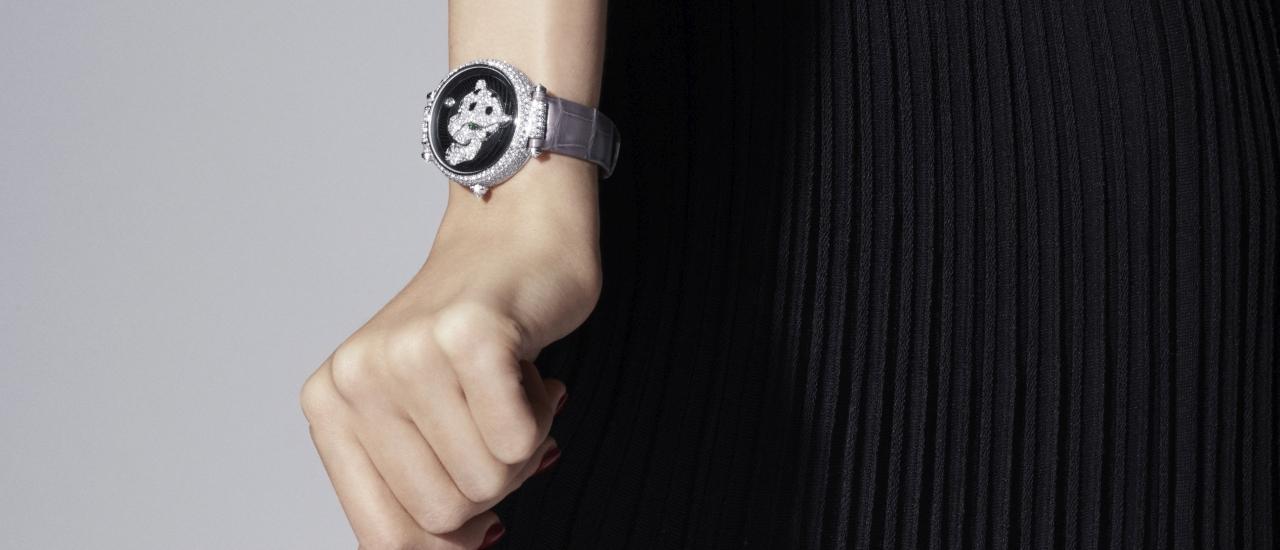 卡地亞頂級珠寶及複雜功能腕錶