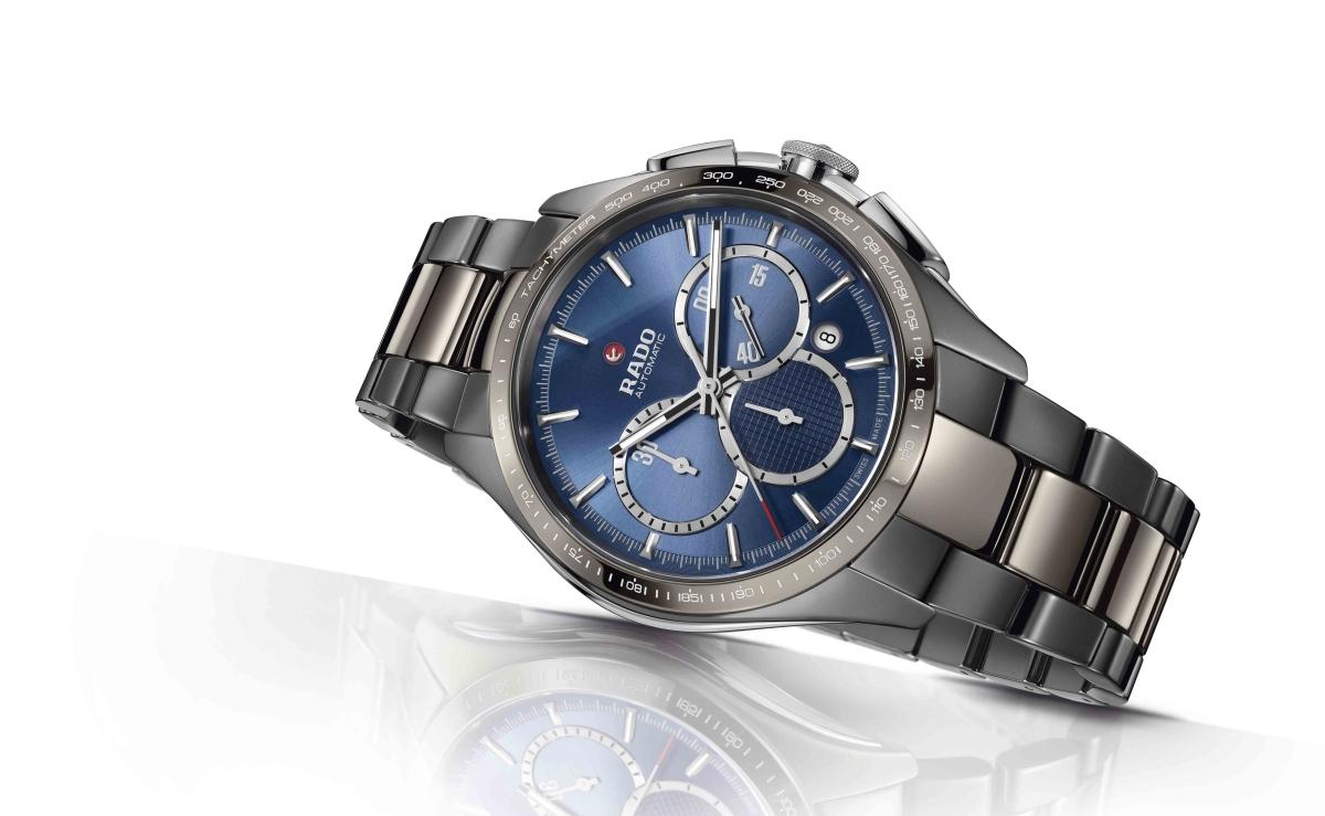 Rado瑞士雷達表皓星系列電漿高科技陶瓷Match Point限量計時碼錶抵台發行