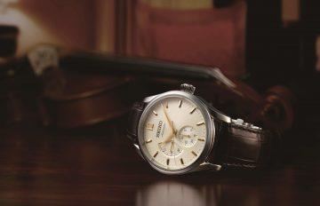 精工隆重巨獻多款SEIKO創業135周年限量紀念錶款