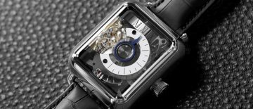 【2017日內瓦錶展報導】亨利慕時與豪朗時驚喜合體:SWISS ALP WATCH Minute Retrograde逆跳分鐘腕錶