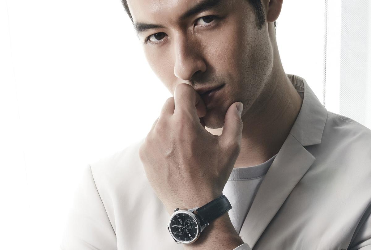 一元復始萬象更新,愛上天梭力洛克系列規範指針腕錶