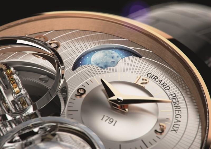 【日內瓦錶展報導】宇宙之舞:芝柏Tri-Axial Planetarium天象儀三軸陀飛輪腕錶
