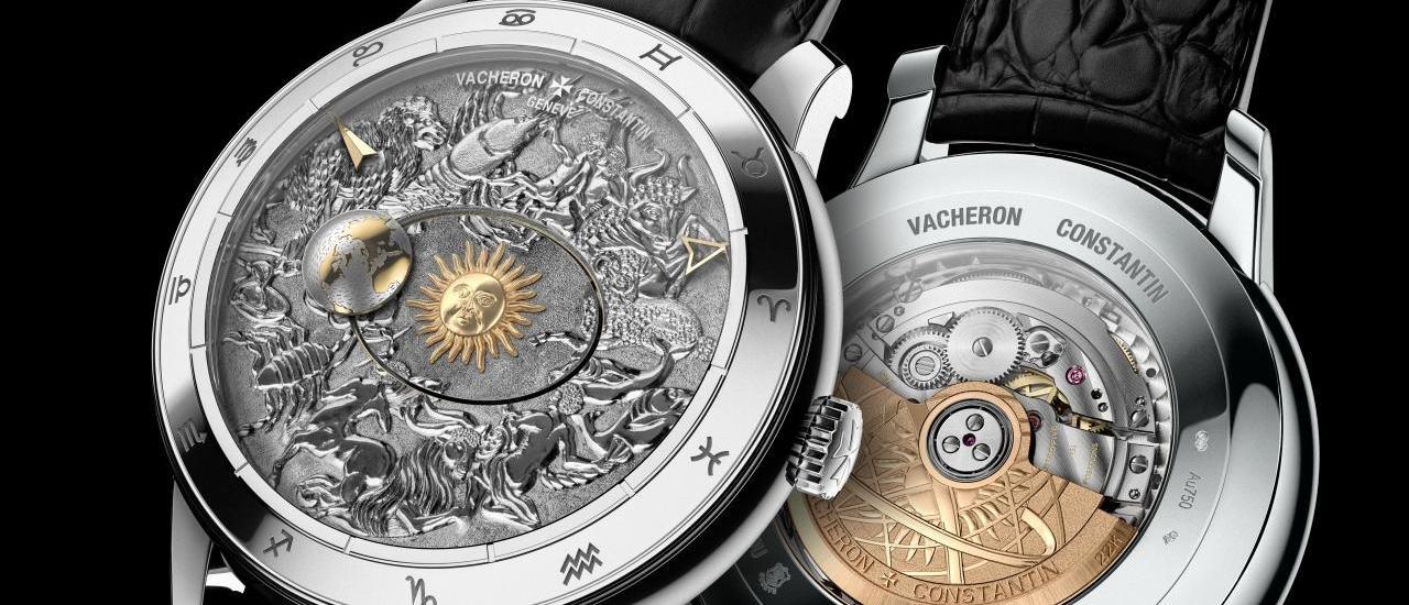 江詩丹頓藝術大師哥白尼天體球2460 RT腕錶