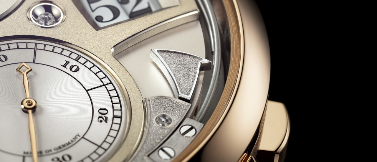 【2017日內瓦錶展報導】每十分鐘以悅耳聲響報時:A. Lange & Söhne Zeitwerk Decimal Strike