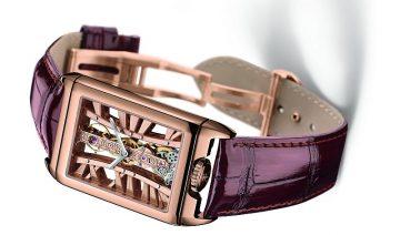 【2017巴塞爾預報】精雅設計與卓越製錶工藝渾然融合:CORUM崑崙表金橋系列長方形腕錶