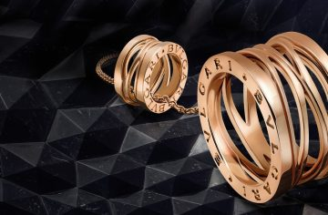 ZAHA HADID 為 BVLGARI 操刀創作B.zero1 Design Legend by Zaha Hadid系列