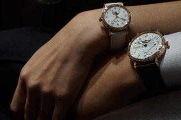 傳世成雙、雋永成對:寶璣2017年情人節典藏推薦Classique經典系列及Héritage傳承系列腕錶