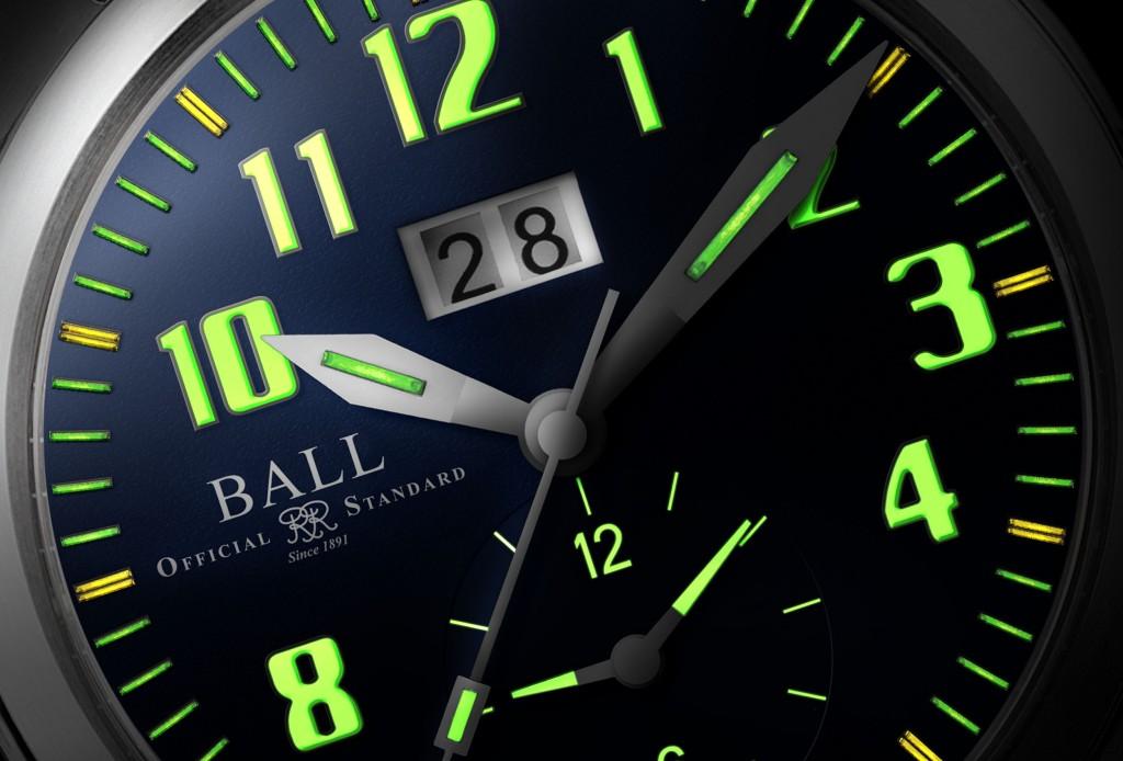 型出於「細」: BALL Watch Engineer Master II Voyager 限量系列配備最纖細的自體發光微型氣燈,網路預購中
