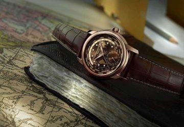 【2017巴塞爾錶展預報】Frederique Constant康斯登發表全新典雅自製機芯世界時區腕錶