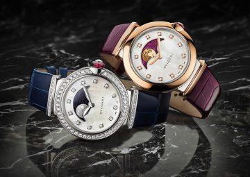 【2017巴塞爾預報】寶格麗三大經典錶款再進化,樹立製錶工藝新標竿(中)—LVCEA系列