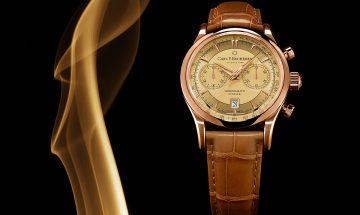 時尚俊彥的精密時計:寶齊萊Manero Flyback馬利龍飛返計時碼錶