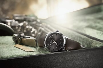 ORIS發表Dexter Gordon爵士限量錶與Artelier Calibre 113自製機芯腕錶