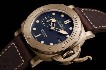 沛納海於2017日內瓦錶展發表一系列全新SUBMERSIBLE專業潛水腕錶(下)