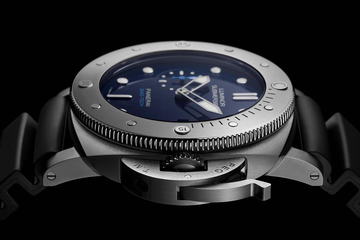 沛納海於2017日內瓦錶展發表一系列全新SUBMERSIBLE專業潛水腕錶(上)