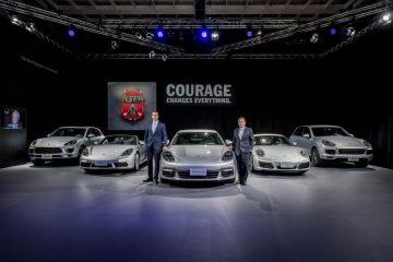 跑格豪華轎車之最:保時捷發表全新Panamera