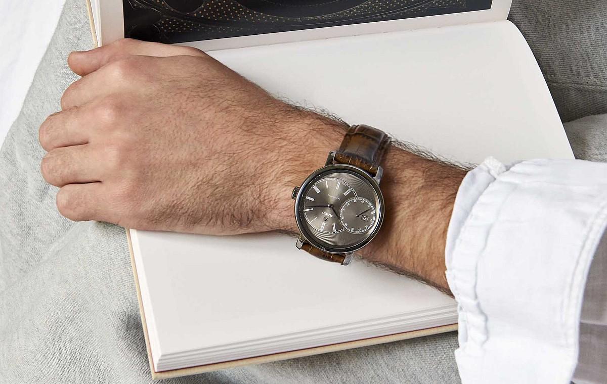 【2017巴塞爾錶展預報】現代極簡主義的風格精品:Rado雷達表大膽玩色、體現生活