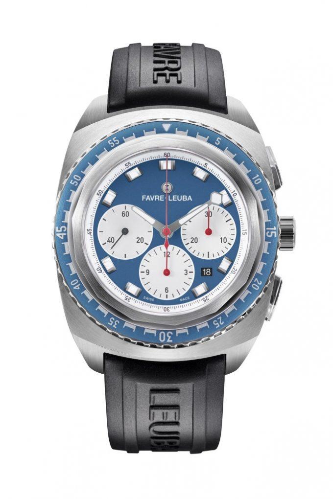 Raider系列Sea Sky腕錶,建議售價NTD133,000