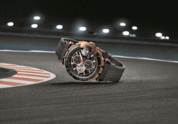 放膽挑戰,成就鍍金 :TISSOT T-Race MotoGP 2017限量版自動腕錶大器進擊