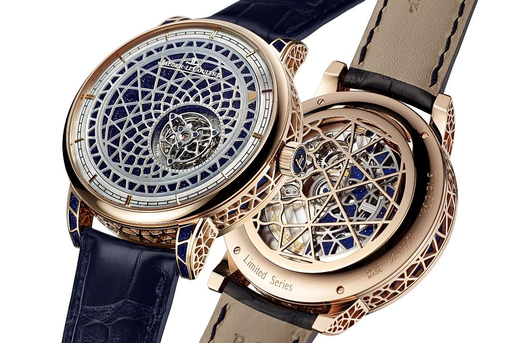 珍罕藝術:積家推出兩款全新Hybris Artistica™超凡複雜工藝時計系列腕錶