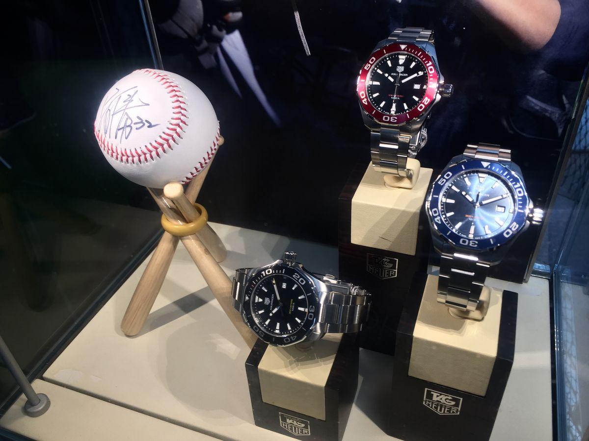 賣一只捐一千!TAG Heuer全新Aquaracer腕錶正式登場
