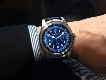 平價又高貴的智慧生活:萬寶龍Summit智慧腕錶