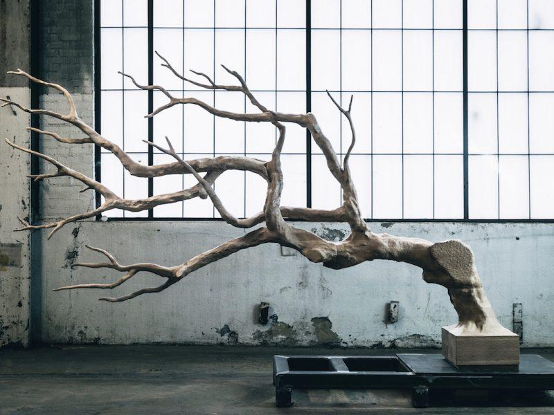 愛彼2017 Art Basel Hong Kong展館設計師Sebastian創作《Second Nature》過程。