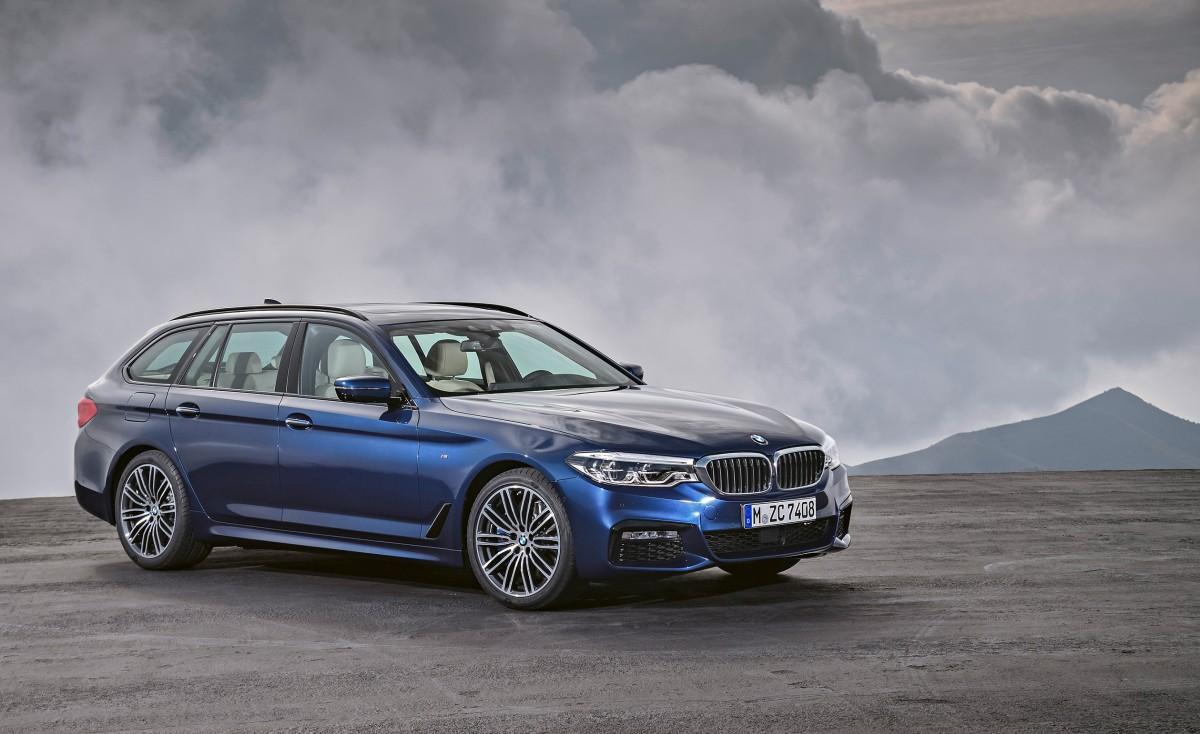 全新BMW大5系列Touring 預售開跑