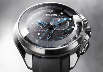 【2017巴塞爾錶展報導】CITIZEN新品一覽