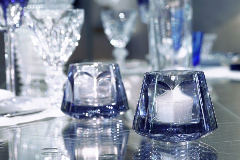 法國Baccarat巴卡拉水晶藍色熱潮新品上市
