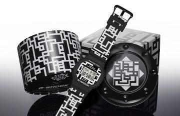 【全台限量20支】日本傳奇歌手布袋寅泰出道35周年紀念,G-SHOCK推聯名款