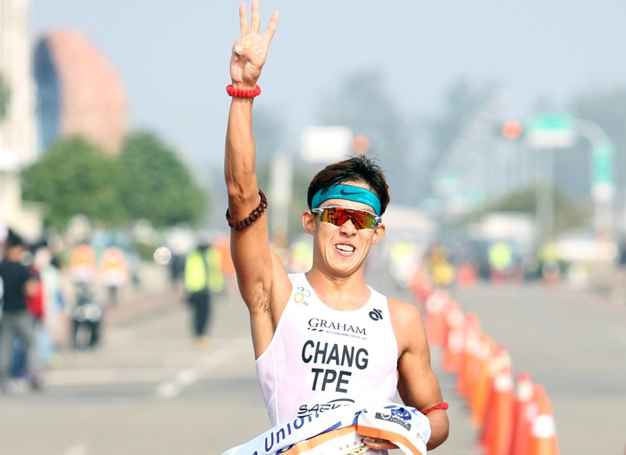 鐵定強悍:GRAHAM傾力贊助台灣新生代冠軍鐵人張團畯前進東京奧運
