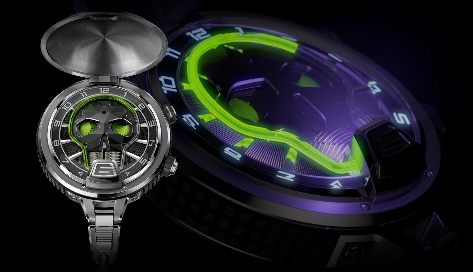 【錶廠參訪分享】獨立製錶品牌 HYT