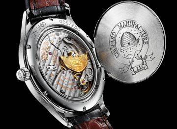 【2017巴塞爾錶展報導】CHOPARD全新系列錶款介紹
