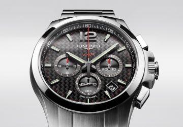 【2017 巴塞爾預報】新一代石英機芯!Longines征服者V.H.P.腕錶