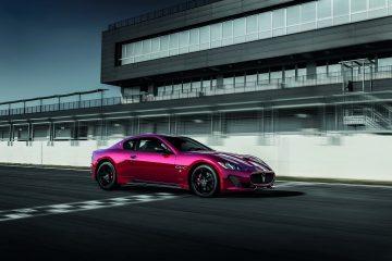 一甲子的淬鍊:Maserati GranTurismo Sport Sessanta Edition限量登場