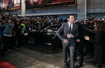 野起來 誰能擋:Mercedes-Benz 夢幻規格迎接《羅根》 休·傑克曼